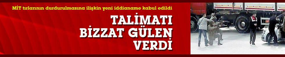 MİT tırlarının durdurulmasına ilişkin yeni iddianame kabul edildi