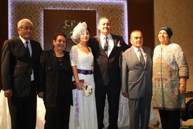 Esra İle Cem Evlendiler