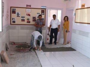 Kulu'daki okullar yeni yıla hazırlanıyor
