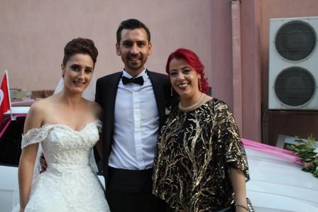 Zuhal ve Ahmet mutluluğa evet dedi