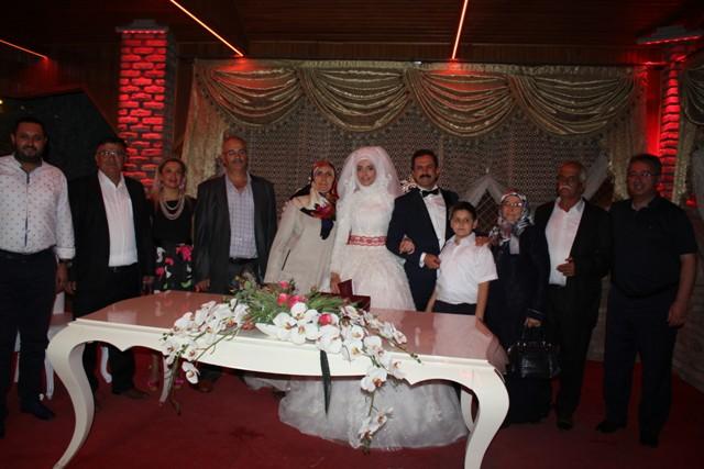 Vahide ile Osman evlendiler
