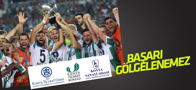 KSO, KTO ve KTB'den Konyaspor'a destek