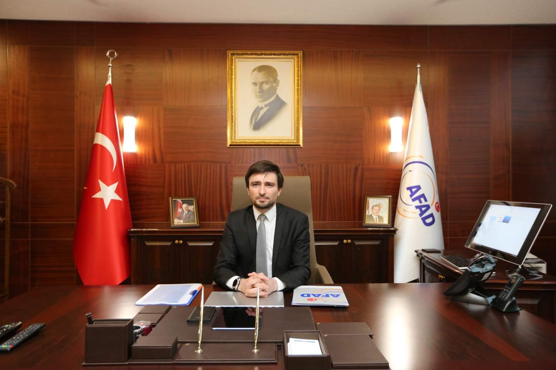 Dr. Mehmet Güllüoğlu, AFAD Başkanı Olarak Göreve Başladı