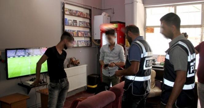 Nevşehir'de çocukların korunmasına yönelik denetim yapıldı