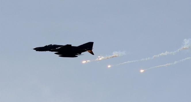 Avaşin'e yapılan hava harekatında 3 terörist etkisiz hale getirlidi