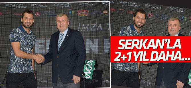 Atiker Konyaspor'dan Serkan Kırıntılı ile  2+1 yıllık imza