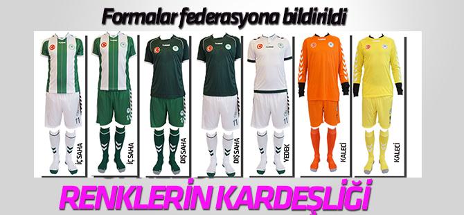 Süper Lig'de takım formaları