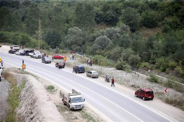 Trabzon'da PKK'lılarla Çıkan Çatışmada 15 Yaşındaki Bir Genç Vurularak Şehit Oldu
