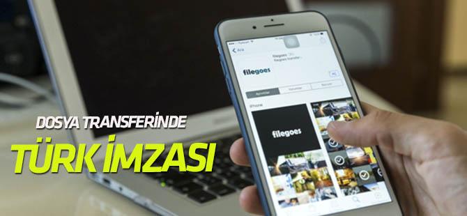 Dosya transferinde Türk imzası: Filegoes.com