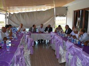 Kulu'da istişare toplantısı yapıldı