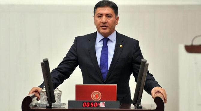CHP'li vekil, Konya Diriliş Muştusu'nu suçladı