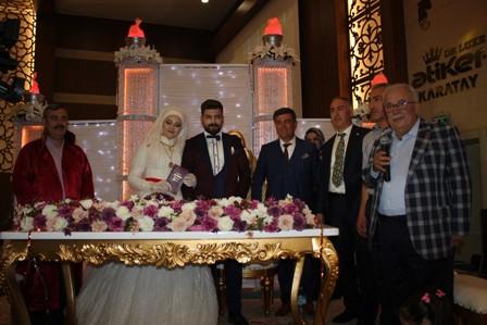 Kübra ile Mehmet Ali mutluluga evet dediler