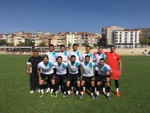 Sarayönü Belediyespor hazırlık maçı yaptı