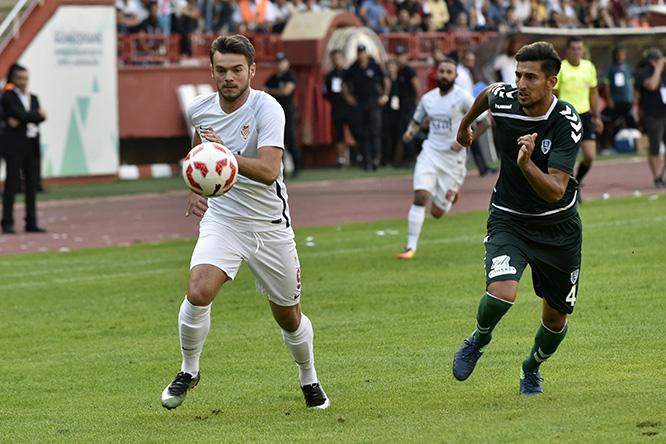 2. Lig'de ilk yarının maç programı belli oldu