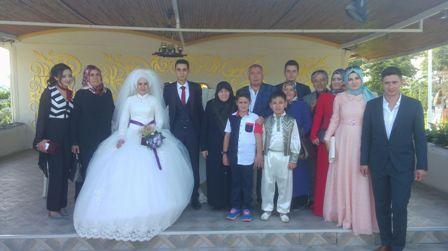 Tuncer ailesinde çifte mutluluk