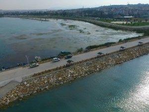 Beyşehir'e yeni yürüyüş ve gezi yolu
