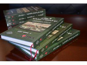 """TİKA """"Osmanlı Kaynaklarında Cezayir"""" kitabını yayımladı"""