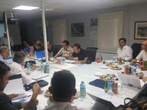 Çınar Afşar-Bağbaşı Hadimi Tünelini inceledi