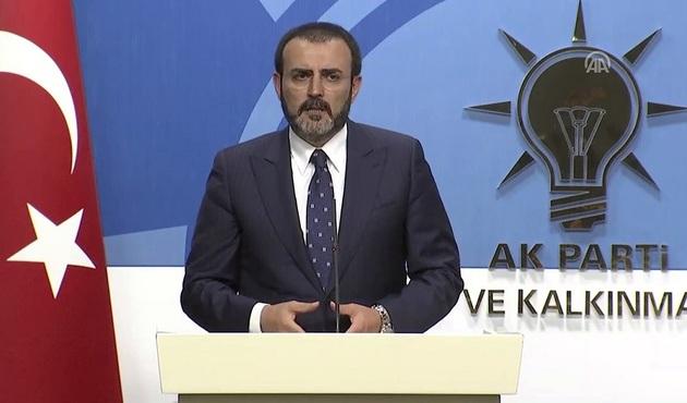 """AK Parti 'den flaş açıklama: """"17-25 Aralık darbesi küresel ölçekte yeniden yapılmaya çalışılıyor"""""""