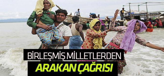BM Genel Sekreteri Guterres'ten Arakan çağrısı