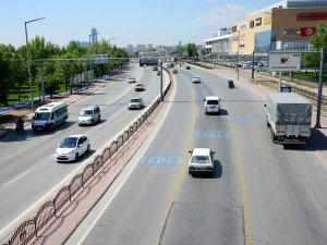 Konya'da 6,4 kişiye 1 otomobil