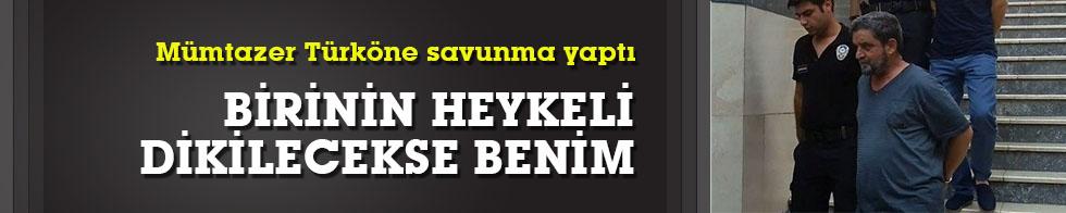 Zaman gazetesi yazarı Mümtazer Türköne savunma yaptı