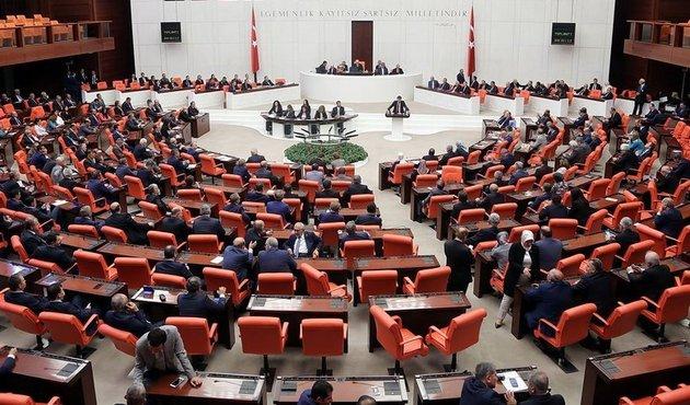 Irak ve Suriye Tezkeresi TBMM Genel Kurulunda kabul edildi