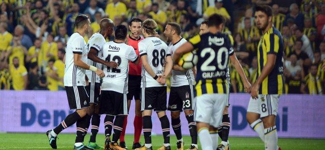 Derbide 3 puan Fenerbahçe'nin