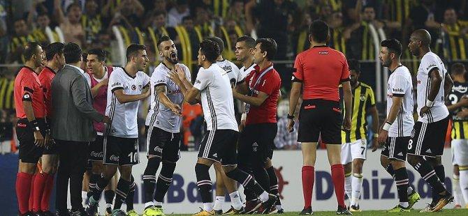 Beşiktaş'ın Kadıköy'de galibiyet hasreti sürüyor