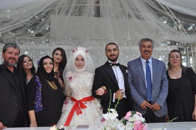 Sema ile Mustafa evlendiler