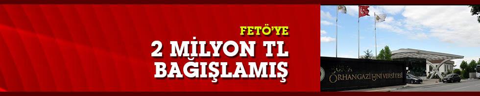 """İş adamının """"FETÖ'ye 2 milyon liralık bağış"""" itirafı"""