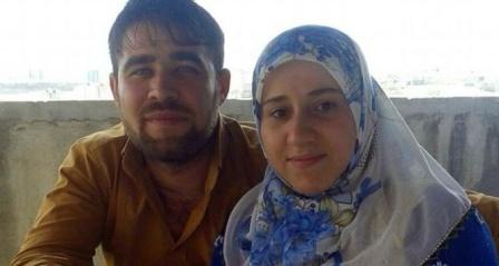 Hamile karısına işkence yapıp tüfekle vurdu