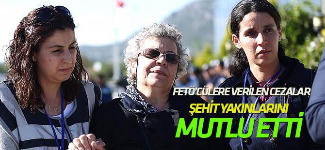 Şehit annesi Eker: Onlara ömür boyu müebbet hapis verildi ya o bana yeter