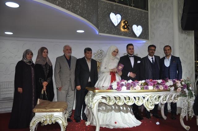 Özeskiciler ve Özbek aileleri akraba oldu