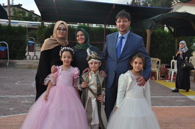 Mızrak ailesinin çifte mutluluğu