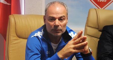 Samsunspor'da İpekoğlu istifa etti