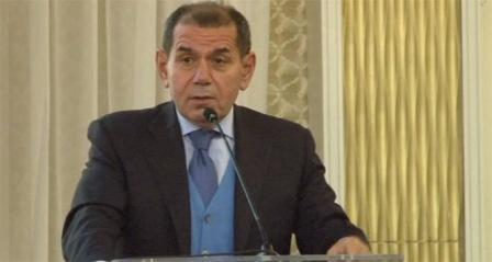 Dursun Özbek: 'Sıkıntılı günleri geride bırakıyoruz'