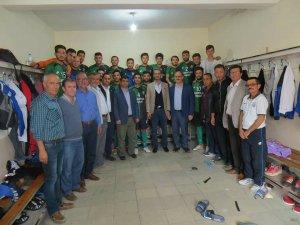 Karapınar Belediyespor'da galibiyet sevinci