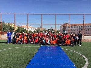 Selçuklu Belediyespor'da  altyapıyı güçlendirme çalışmaları