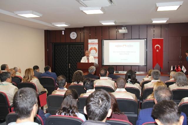Konya Gıda ve Tarım Üniversitesi'nin akademik yıl açılışı yapıldı