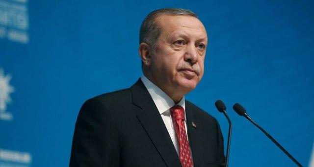 Erdoğan:'Polise yerli silah geliyor'