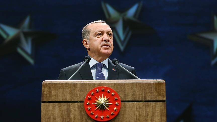 Cumhurbaşkanı Erdoğan: Polis teşkilatımız SIG Sauer kullanmayacak