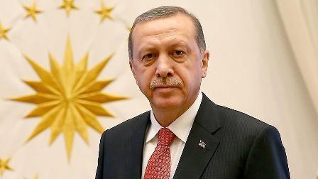 Erdoğan'dan şehit ailelerine başsağlığı telgrafı