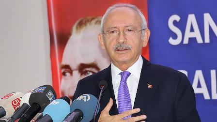 CHP Genel Başkanı Kılıçdaroğlu: Sağduyu ile vize sorununu aşmak gerekiyor