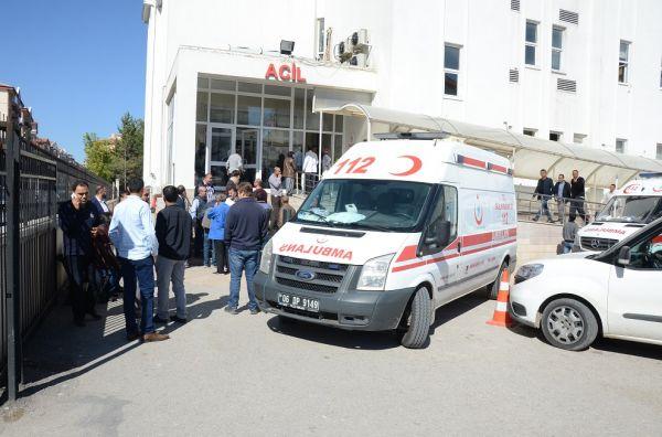 Ankara'da üçüncü çatışma! Yaralılar var...