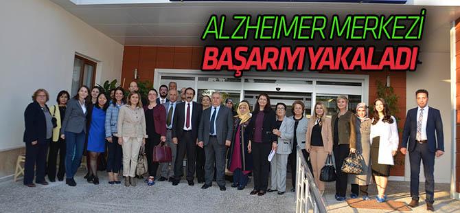 Alzheimer Gündüz Yaşam Merkezi Ödüle Aday