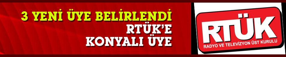 RTÜK'e Konyalı yeni üye!