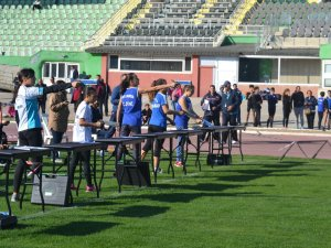 Modern Pentatlon Türkiye Şampiyonası Konya'da düzenlendi