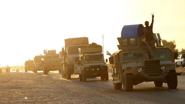 Musul Barajı sınırında Haşdi Şabi ile Peşmerge çatıştı: 9 ölü