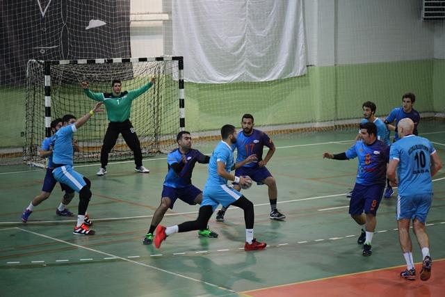 Hentbolcular Eli Boş Döndü 35-31